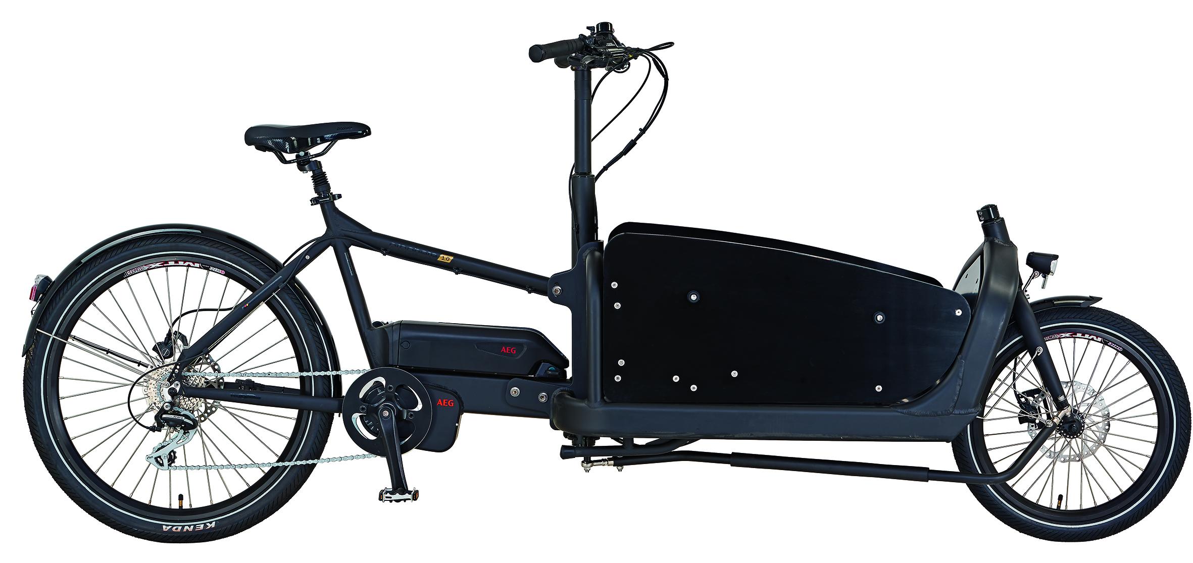 Prophete 52619-0231 E-Bike Lastenrad 26